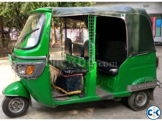 Tvs King Three Wile Cng Taxi Clickbd