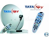 TATA SKY HD FULL SET With Free Setup