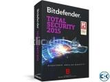 Bitdefender Internet Security 2015 1 User 1 Year