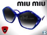 Miu Miu Culte Sunglass 1