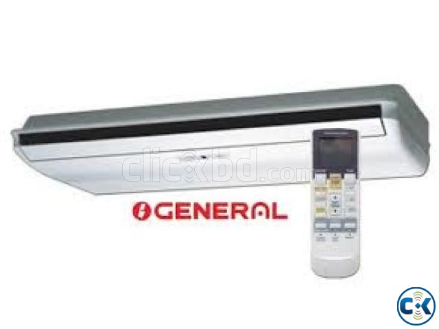 General ABG36AB 3 Ton Ceiling Type Split Air Conditioner | ClickBD large image 0