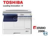 Toshiba New photocopier estudio 2006