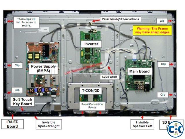 Television Repair Service : All lcd tv repair service clickbd
