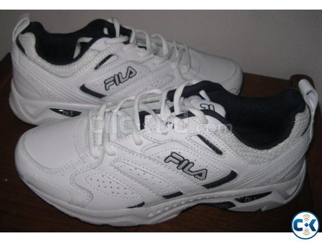 Original FILA walking running shoes | ClickBD large image 0