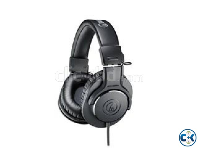 Audio-Technica Professional DJ grade Headphones | ClickBD large image 0