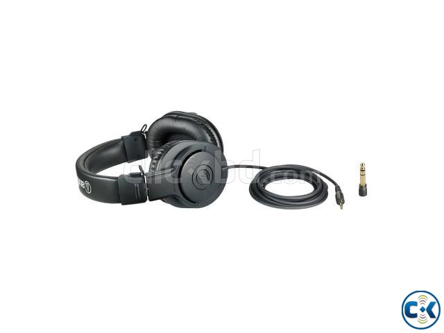 Audio-Technica Professional DJ grade Headphones | ClickBD large image 3