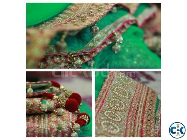 Fancy Lehenga Chunni | ClickBD large image 0