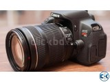 Canon 650D T4i Urgent Sale. In Low Price