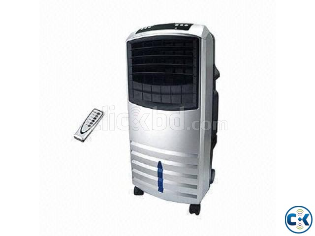 Portable AC Black white Edition ROOM AIR COOLER | ClickBD large image 0