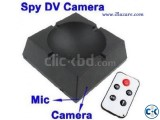 Spy Camera Ashtray DV Camera with Remote Control With Moti
