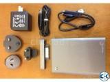 New 1 TB Seagate wireless plus external hard disk