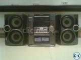 Sony MHC-VX333 Audio System