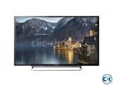 Brand new SONY BRAVIA  40 W 600B LED TV