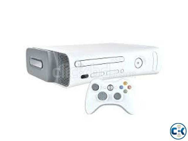 xbox 360 go pro with 20 games and 2 controllers | ClickBD large image 2