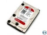 Western Digital Sata 3TB RED Hard Disk Drive For DVR