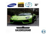 32 INCH SAMSUNG H5100 FULL HD TV