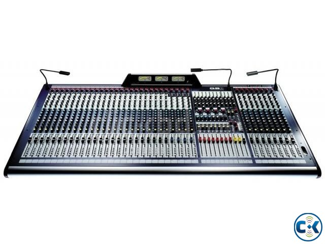 Sound Craft GB 8 mixing console | ClickBD large image 0