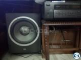 Sony Yamaha Rcvr JBL 12 Sub