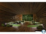 Exclusive Restaurant Interior Design in Dhaka