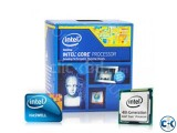 Intel Core i5-4460 3.20GHz 4th gen processor