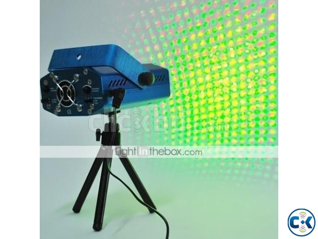 Mini Laser Light With Sound Based Play | ClickBD large image 0