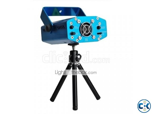 Mini Laser Light With Sound Based Play | ClickBD large image 2