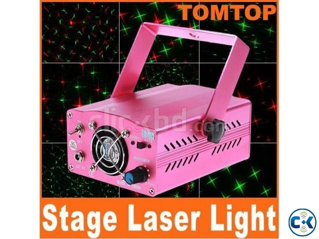 Mini Laser Light With Sound Based Play | ClickBD large image 4