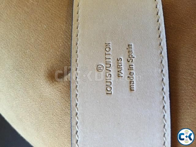 Louis vuitton Belt from paris - Authentic made in spain | ClickBD large image 0