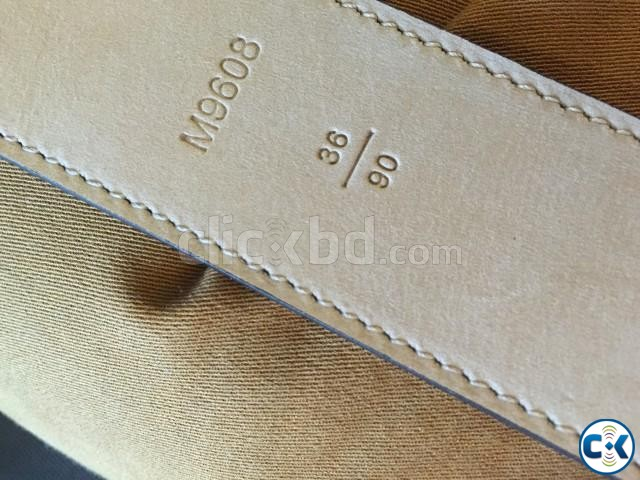 Louis vuitton Belt from paris - Authentic made in spain | ClickBD large image 3