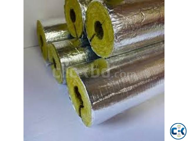 Rock Wool Industrial Pipe Insulation Clickbd