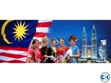 Study in Malaysia with job