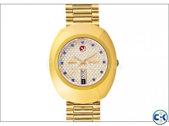 Rado diastar original Swiss watch | ClickBD large image 0