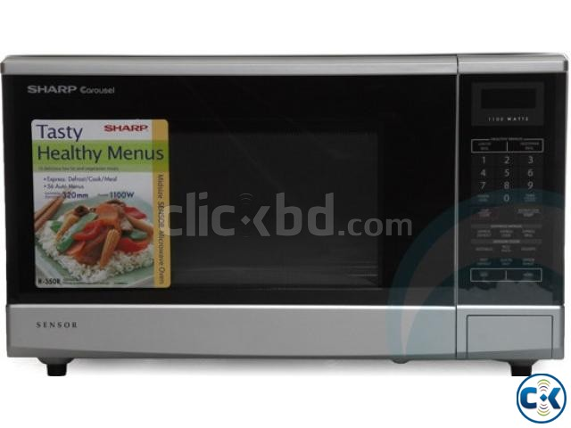 Brand New Microwave Sharp-25L | ClickBD large image 0