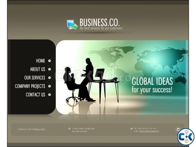 Web Design SEO SMO Website Development Company in Bangla | ClickBD