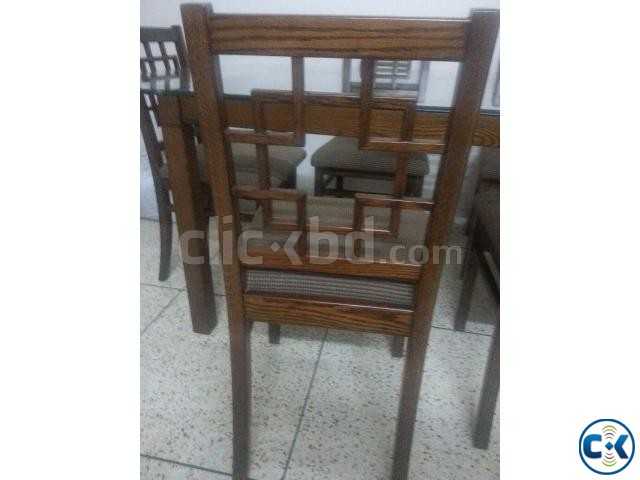 Hatil 6 Chair Dining Table Clickbd