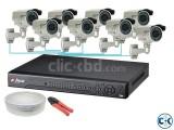 Analog CCTV Camera Package 9