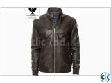 RAVEN Genuine Leather Jacket