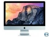 APPLE iMac with Retina 5K display 27 21.5