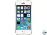 APPLE iPhone 5s Gold Brand New Factory Unlocked