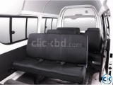 Rent for Hiace Microbus