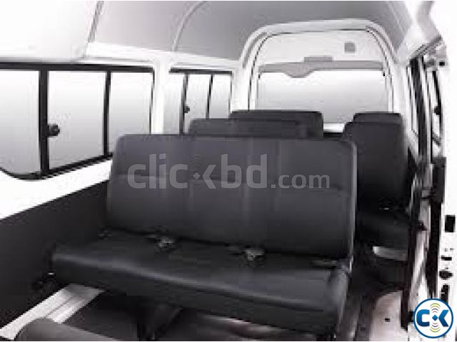 Rent for Hiace Microbus | ClickBD large image 0