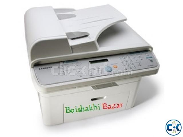 Samsung laser multifunction printer copier fax scanner | ClickBD large image 0