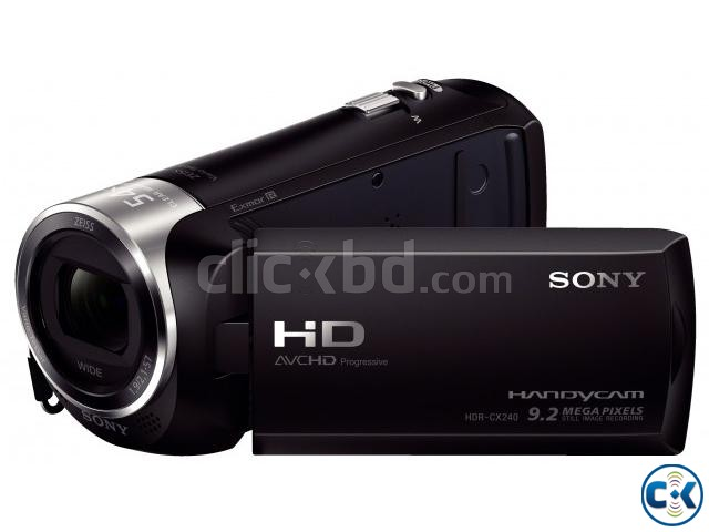 SONY HANDYCAM HDR-CX240E | ClickBD large image 0