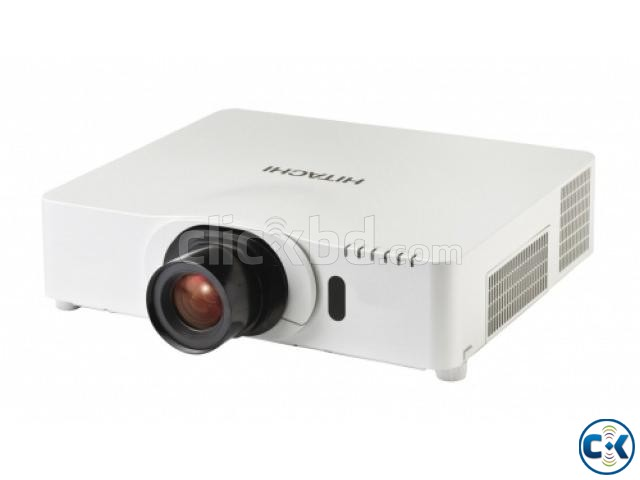 Hitachi HD LCD Video Projector CP-X8170 XGA 7000 Lumens | ClickBD large image 0