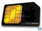 Grameenphone Platinum Sim Card for sale