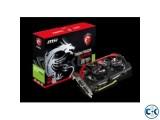 MSI GeForce GTX 750 Ti TF Gaming Edition