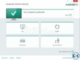Kaspersky 2015 New version Lifetime 2user Licence.