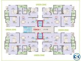 1600 sq ft luxury flat uttara