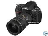 New Nikon D7000 DSLR With 18-55 Lens