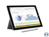 Microsoft Surface Pro 3 12 64GB Windows 8.1 Pro Tablet With